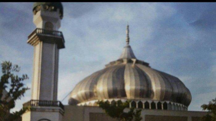 KalselPedia - Masjid Al Mujahidin Banjarmasin