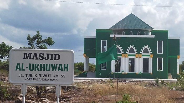 KaltengPedia - Profil Masjid Al-Ukhuwah Muhammadiyah Palangkaraya