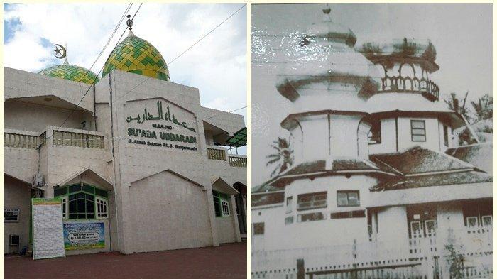 Istimewanya Malam Ganjil Ramadhan,  Shaf di Masjid Asu'ada Uddarain Pun Penuh