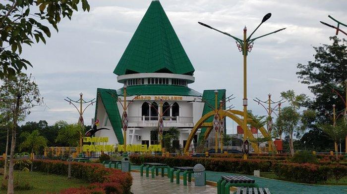 KaltengPedia, Profil Masjid Darul Amin Taman Pasuk Kameluh