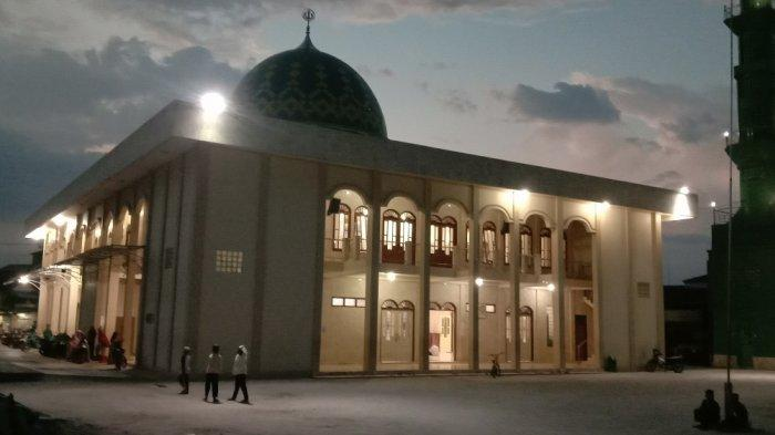 Kaltengpedia: Profil Masjid Jami Assalam Sampit