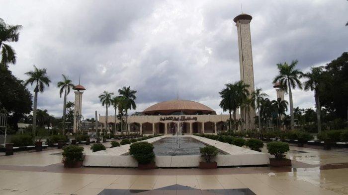 Gelar Salat Idul Adha 1442 H, Begini Kesiapan Masjid Sabilal Muhtadi Banjarmasin