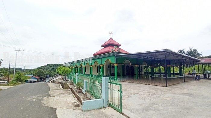 Wisata Kalsel, Kunjungi Masjid Yampi Balangan yang Dibangun Yayasan Milik Soeharto