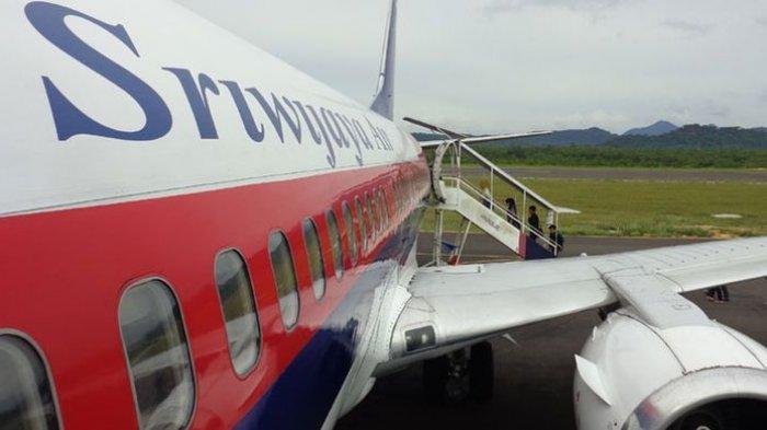 Atas Inisiatif Internal Maskpai, Sriwijaya Air Direkomendasikan Hentikan Operasi Penerbangan