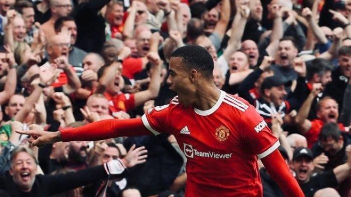 Hasil Liga Inggris Southampton vs Man United, Gol Mason Greenwood Buat Skor Akhir 1-1