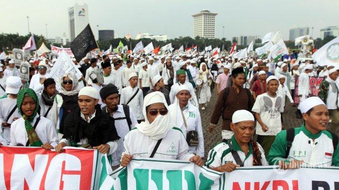 Ini Lima Aksi Demo Terbesar yang Pernah Terjadi di Dunia