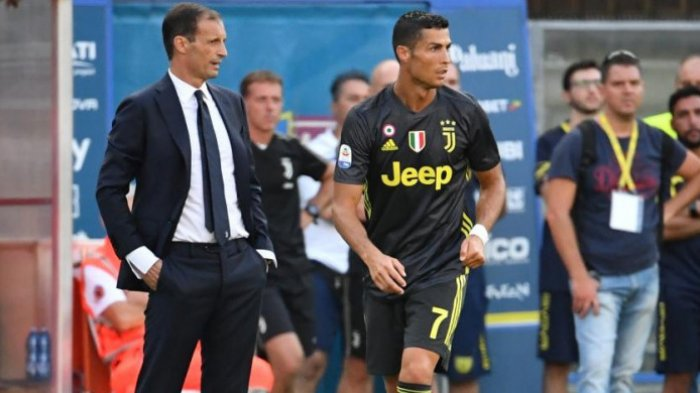 Laga Pra-musim Serie A Juventus vs Cesena, Laga Perdana Ronaldo cs di Bawah Kendali Allegri Lagi