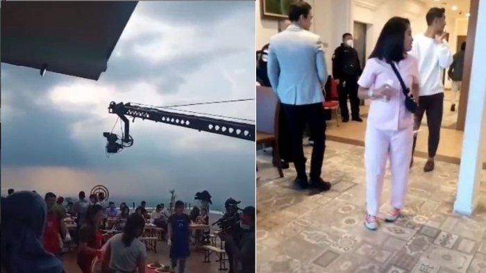 Viral Masterchef Indonesia 8 di Lokasi Ikatan Cinta Amanda Manopo dan Arya Saloka, Ini Fotonya