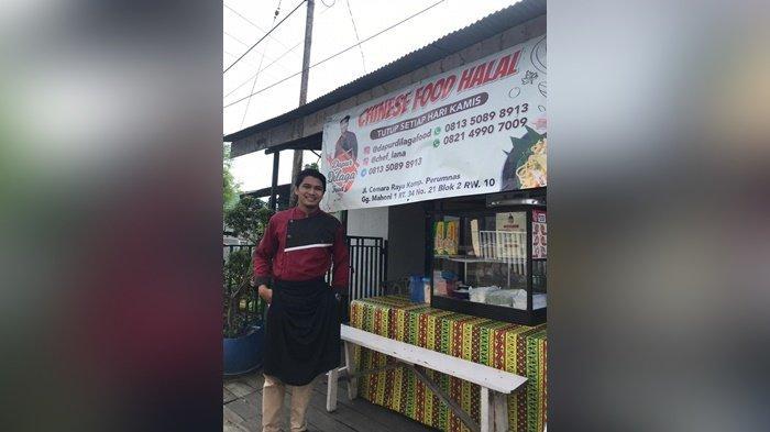 Dirumahkan Imbas Corona, Chef di Banjarmasin Ini Buka Usaha Kuliner