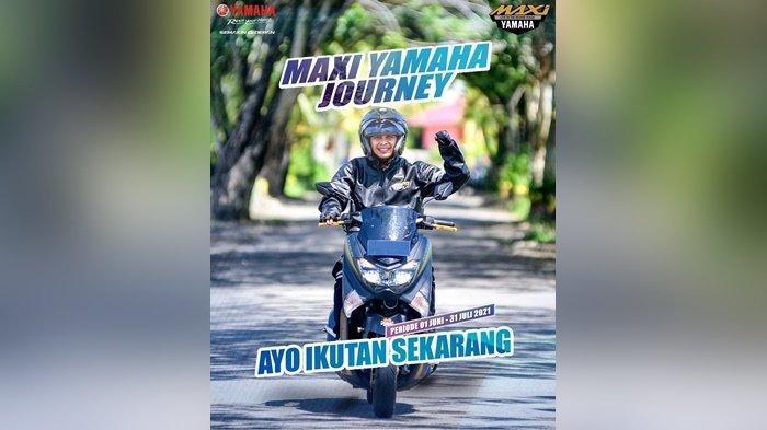 Seminggu Lagi, Bikers Maxi Yamaha Masih Ada Kesempatan Memenangkan Puluhan Hadiah