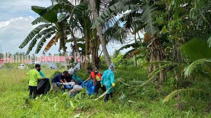Hilang 4 Hari, Seorang Warga Ilung Kabupaten HST Ditemukan Jadi Mayat
