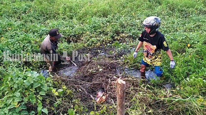 Mayat di Jalan Gatot Subroto Banjarmasin, Polisi Belum Bisa Pastikan Penyebab Kematian