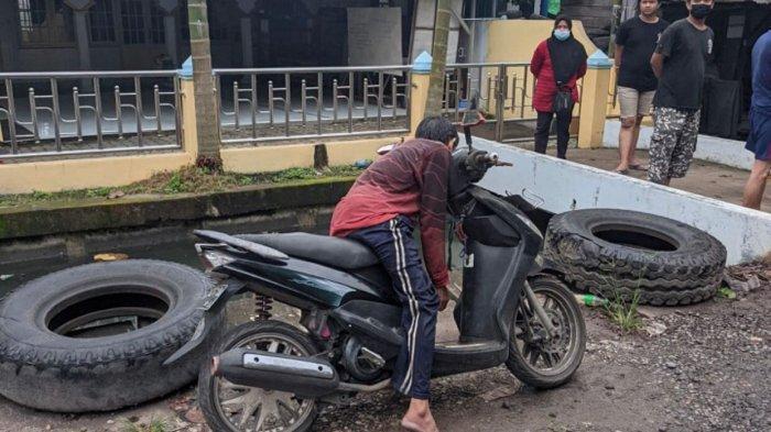 Temuan Jasad di Atas Sepeda Motor di Belitung Utara, Diduga Ada Riwayat Penyakit Asma