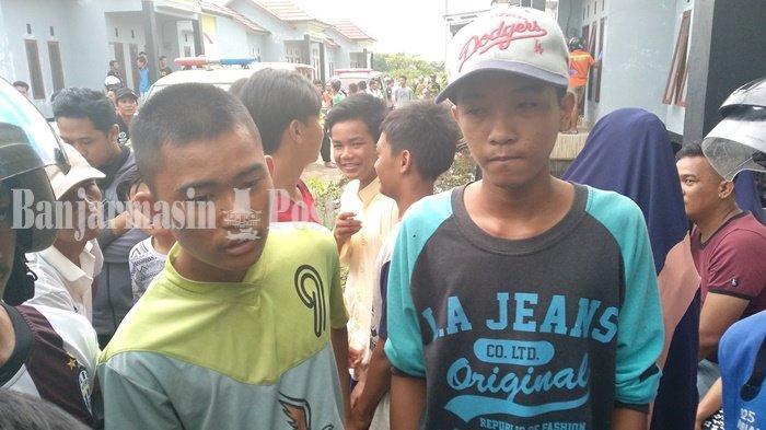 BREAKING NEWS: Mayat dalam Kamar Mandi di Kertak Hanyar Kabupaten Banjar, Tangan Terlilit Kabel