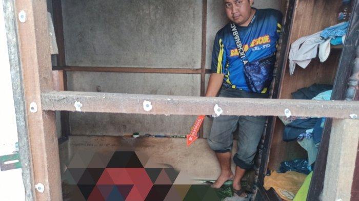 Geger Mayat Duda di Pekauman Banjarmasin, Tubuhnya Terlihat Menghitam