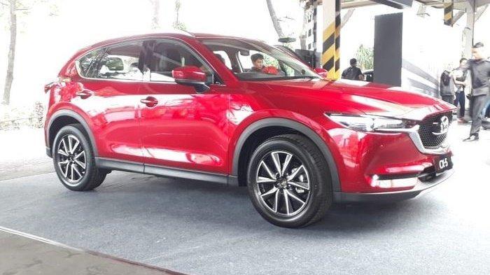 Mazda CX-5 Facelift Resmi Diluncurkan, Ini Spesifikasi dan Harganya