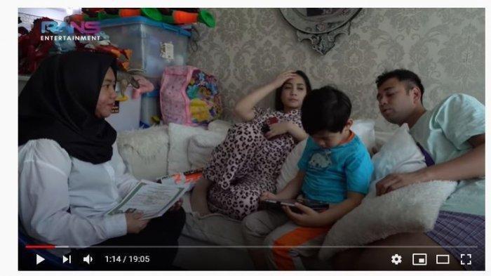 Intip Rumah Mbak Lala si Pengasuh Rafathar, Lihat Aksi Raffi Ahmad dan Nagita Slavina Saat Bertamu