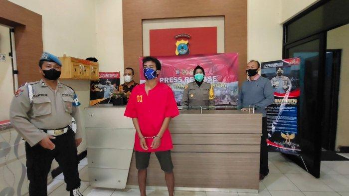 Curanmor di Kalsel, Melawan Diamankan, Pelaku Dilumpuhkan Petugas Polsek Banjarbaru Kota