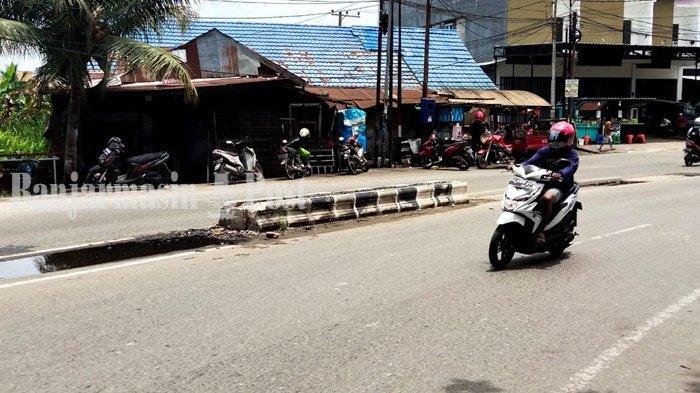 Dinas PUPR Kalsel Akan Perpanjang Median Jalan Lingkar Dalam Banjarmasin