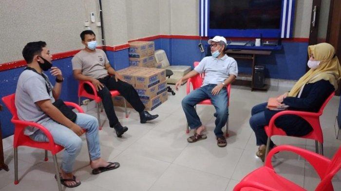 Viraldi Medsos Video Tabrak Lari Depan Kolam Renang Banjarbaru, Ternyata Ini Fakta Sebenarnya