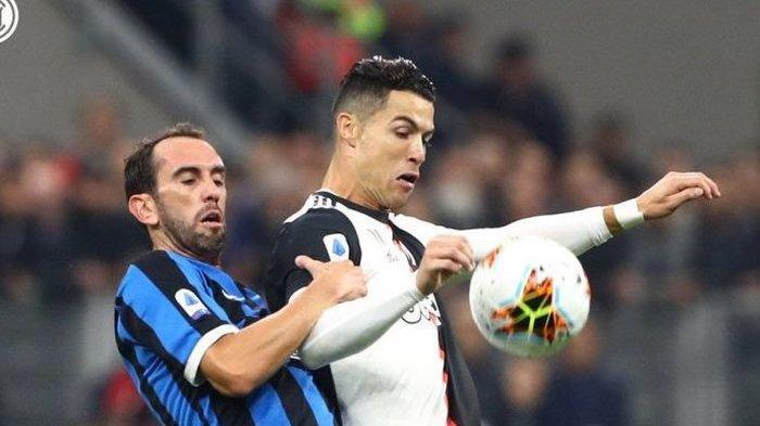 Jadwal Siaran Langsung Liga Italia Pekan 14 Juve vs Sassuolo, Inter vs SPAL Live Bein Sports, RCTI?