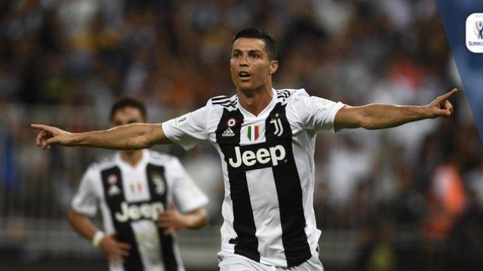 Juventus Juara Piala Super Italia! Hasil Akhir Juventus vs AC Milan, Skor 1-0, Ini Perasaan Ronaldo
