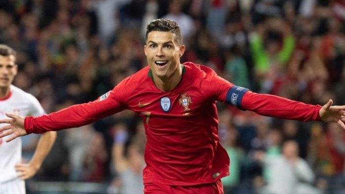 Kontrak dengan Nike Terbongkar, Mega Bintang Juventus Cristiano Ronaldo Dibayar Rp2,5 Triliun