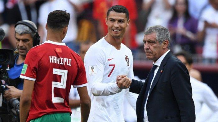 Susunan Pemain Iran Vs Portugal Piala Dunia 2018 - Ini Pemain di Sekitar Cristiano Ronaldo!