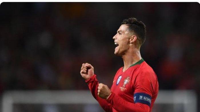 Hasil Ujicoba Euro 2020, Skor Akhir Portugal vs Israel 4-0, Cristiano Ronaldo Cetak gol