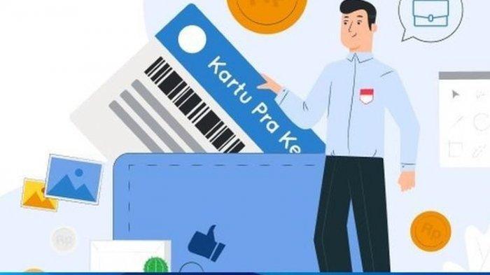 Jadwal Pengumuman Kartu Prakerja Gelombang 10, Link Daftar Kartu Prakerja Login www.prakerja.go.id