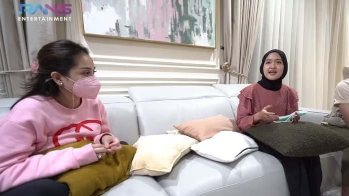 Derita Pemilik Wajah Mirip Nissa Sabyan Diungkap ke Nagita si Istri Raffi Ahmad, Dimas Bereaksi