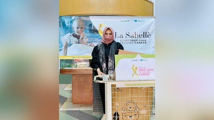 Pengusaha Cantik Asal Banjarmasin, Melisa Etna Tiara Bikin Terobosan Lifestyle Brand Lokal