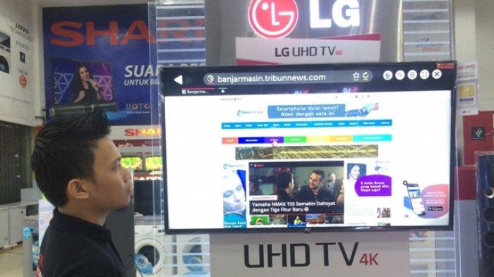 Cara Mengetahui TV Digital atau Masih Analog, Perhatikan Tiga Hal Berikut