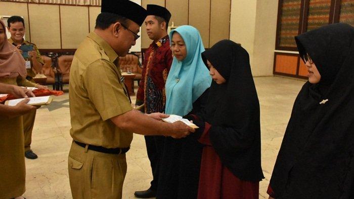 Bupati Anang Syakhfiani Apresiasi Kafilah Tabalong Pemenang MTQ di Tingkat Provinsi