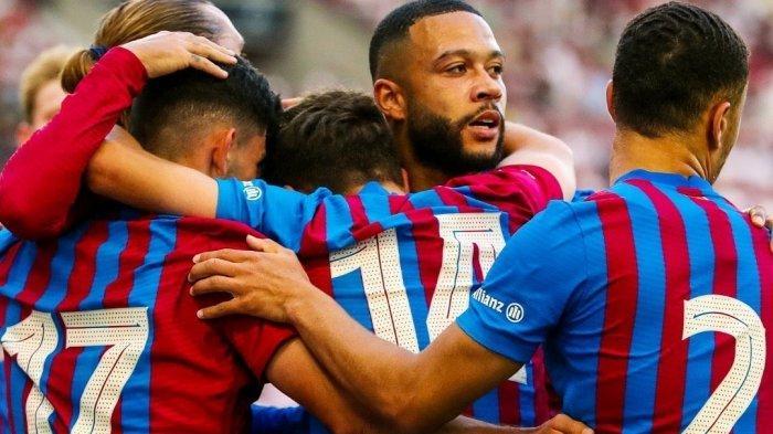 Prediksi Barcelona vs Bayern Munchen Liga Champions Live SCTV Malam Ini, Depay vs Lewandowski