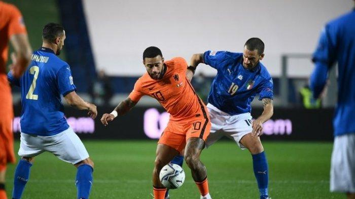 Klasemen Grup C Euro 2021 Usai Hasil Akhir Belanda vs Ukraina, Memphis Depay cs di Bawah <a href='https://manado.tribunnews.com/tag/austria' title='Austria'>Austria</a>