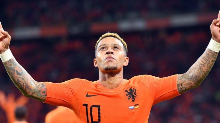 Daftar Pemain Timnas Belanda di EURO 2021, Memphis Depay, Frenkie de Jong hingga Donny van de Beek