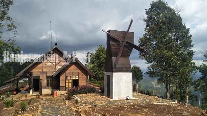 Wisata Kalsel : Besok Tahura Sultan Adam Mandiangin Dibuka untuk Wisatawan, Tiket Masuk Daring