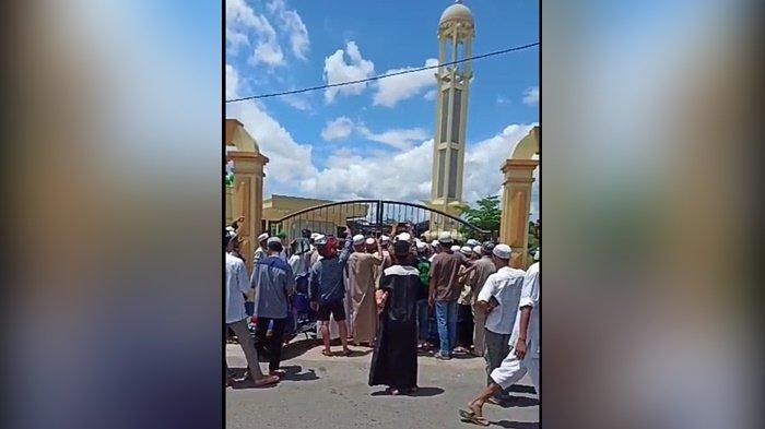 Polisi Interogasi 1 Orang Terkait Ricuh di Alkaromah Martapura, Begini Hasilnya