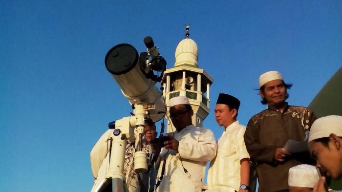 Jadwal Pengumuman Idul Fitri 2019, 1 Syawal 1440 H, Cek Waktu Sidang Isbat Jelang Lebaran 2019