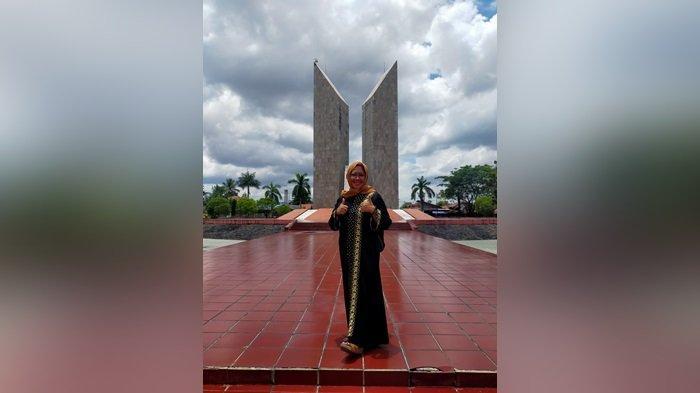 Wisata Religi di TMP Bumi Kencana dan Makam Syuhada Haji Banjarbaru, Jangan Lupa Abadikan Momen