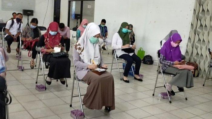 Hasil Seleksi CPNS HSS 2019 : HanyaTerisi 236 Formasi, 25 Formasi Kosong Diusulkan 2021