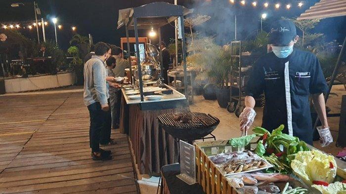 Nikmati Seafood Bersama Keluarga di Grand Dafam Q Hotel Kota Banjarbaru