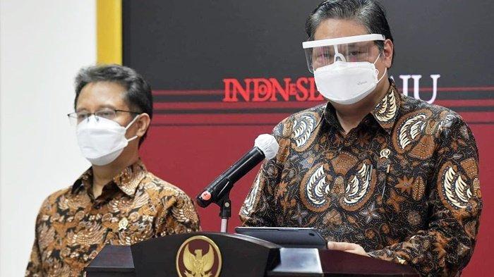 Menteri Koordinator (Menko) Bidang Perekonomian, Airlangga Hartarto, menyebutkan indeks pembelian barang industri manufaktur (Purchasing Manager Index/PMI) Indonesia yang mencapai 55,3 di Mei 2021 atau tertinggi dalam sejarah.