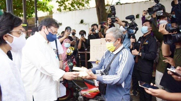 Pemerintah Keluarkan Program Bantuan bagi PKL dan Warung yang Belum Dapat BUPM