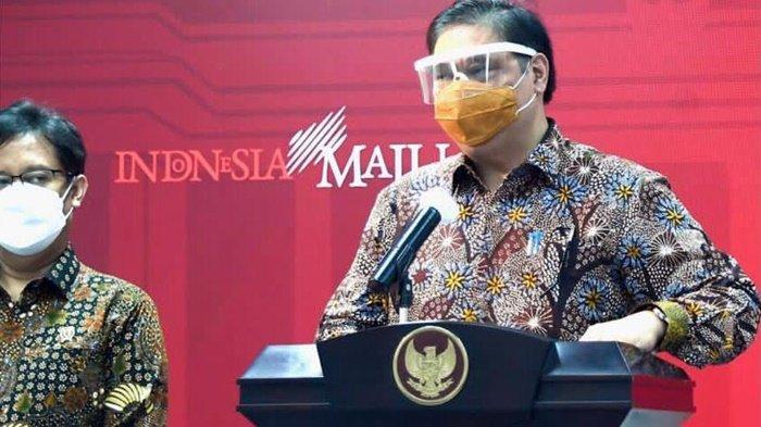 Menteri Koordinator Bidang Perekonomian Republik Indonesia, Airlangga Hartarto, menyebutkan saat ini sudah ada 110 dari 542 daerah otonom yang telah menginisiasi pembentukan Tim Percepatan dan Perluasan Digitalisasi Daerah (TP2DD).