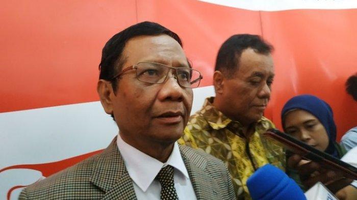 Mahfud MD Restui Moeldoko Kudeta Kekuasaan AHY di Demokrat ...