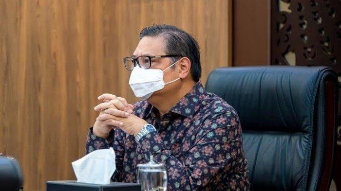 Menteri Koordinator Bidang Perekonomian Republik Indonesia, Airlangga Hartarto, mengatakan Satuan Tugas Percepatan dan Perluasan Digitalisasi Daerah (Satgas P2DD) akan mendorong pelaksanaan percepatan dan perluasan digitalisasi daerah dengan kebijakan dalam berbagai program.