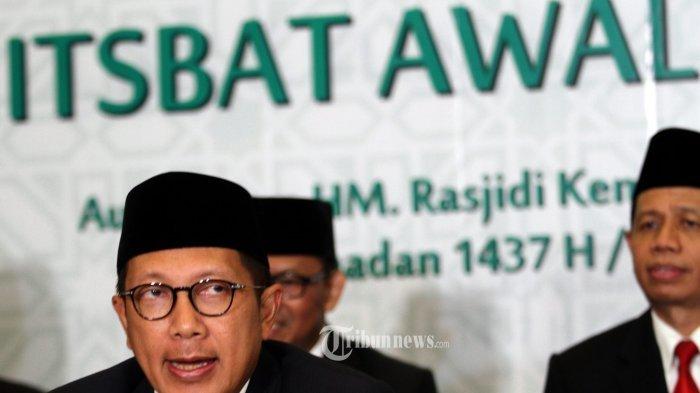 Jadwal Sidang Isbat Penentuan Lebaran 2019/Idul Fitri 1 Syawal 1440 H di Kompas TV dan Inews TV