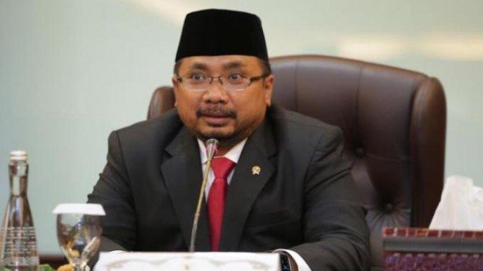 Menteri Agama RI, Yaqut Cholil Qoumas, dalam sidang isbat secara virtual menetapkan 1 Syawal 1442 H jatuh pada hari Kamis, 13 Mei 2021.